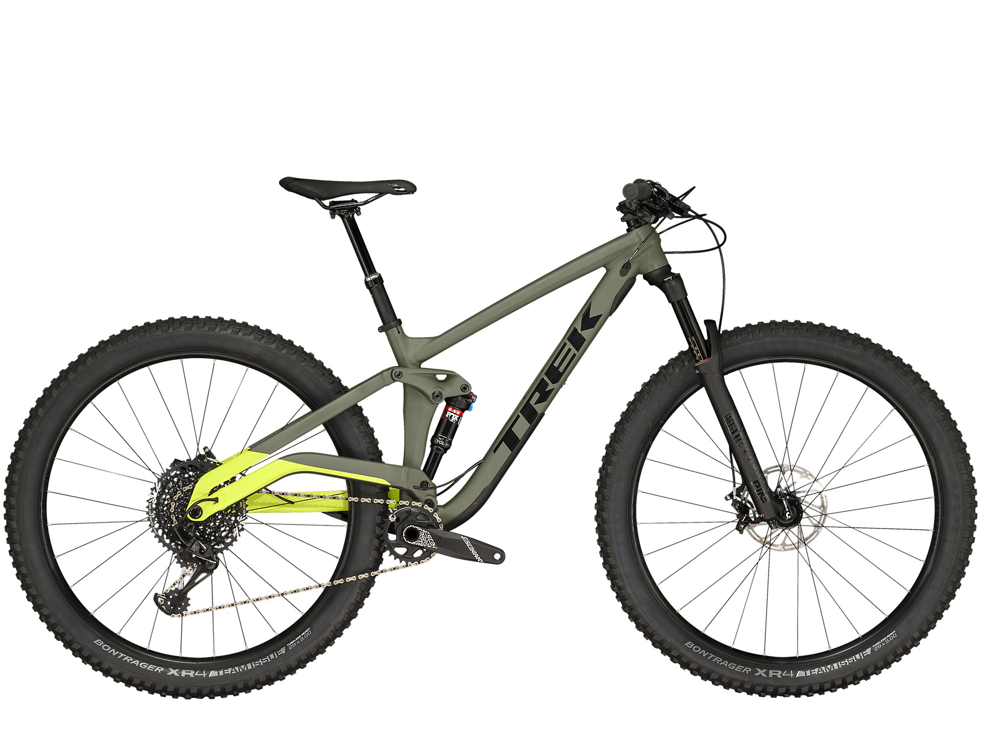 Mountain Bikes Trek Bikes Gb