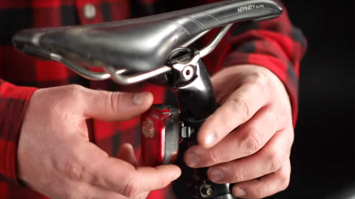 How To: Mount Your Bike Lights