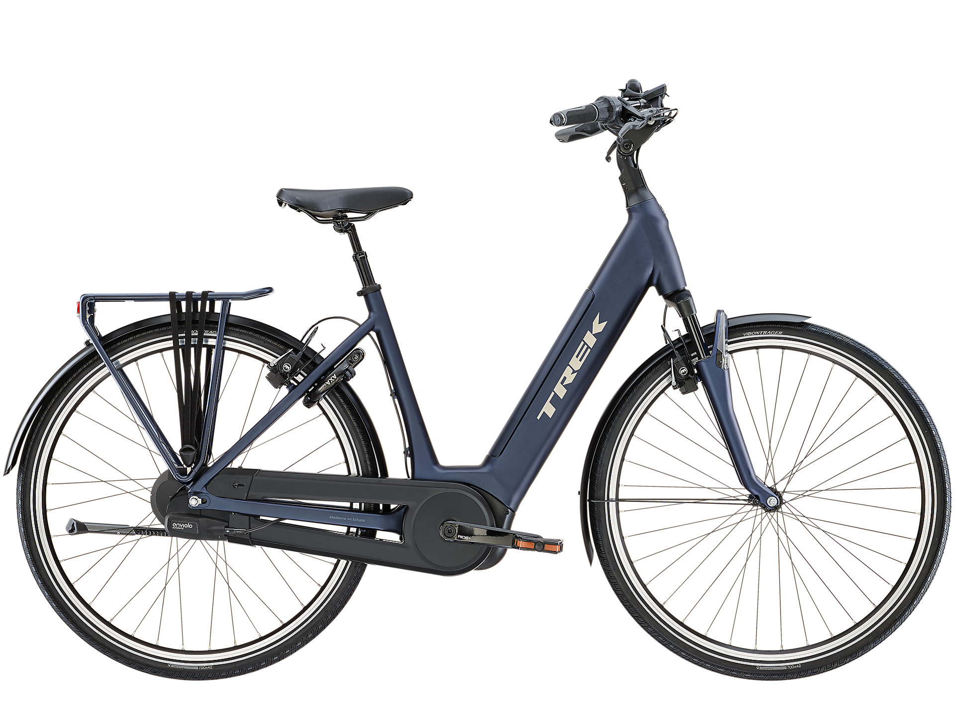 Verwonderend Elektrische fietsen | Trek Bikes (NL) FO-75