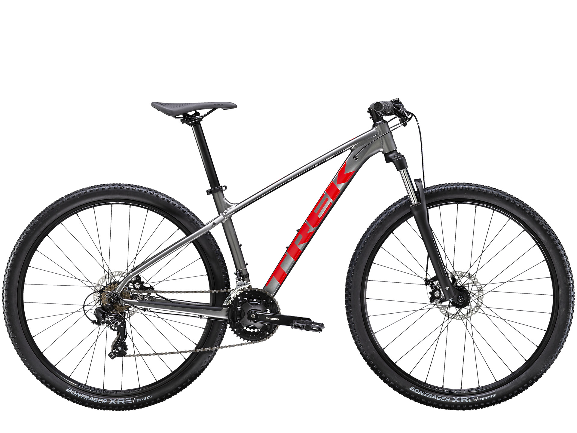 side facing marlin 4 hardtail mountain bike