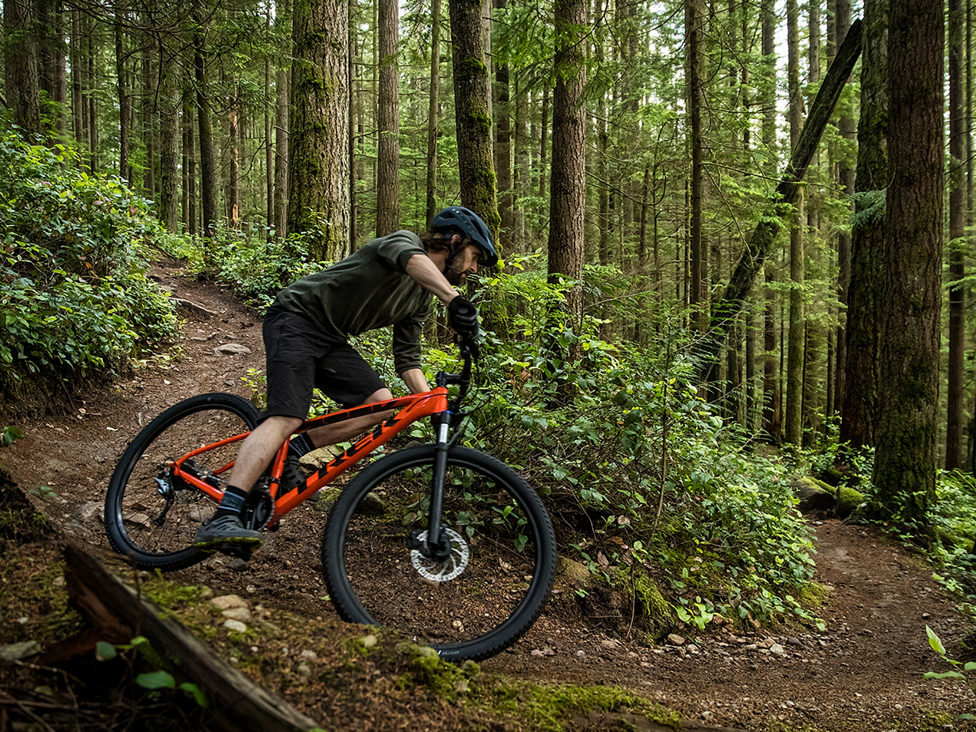 Trek Marlin 5 trail bike