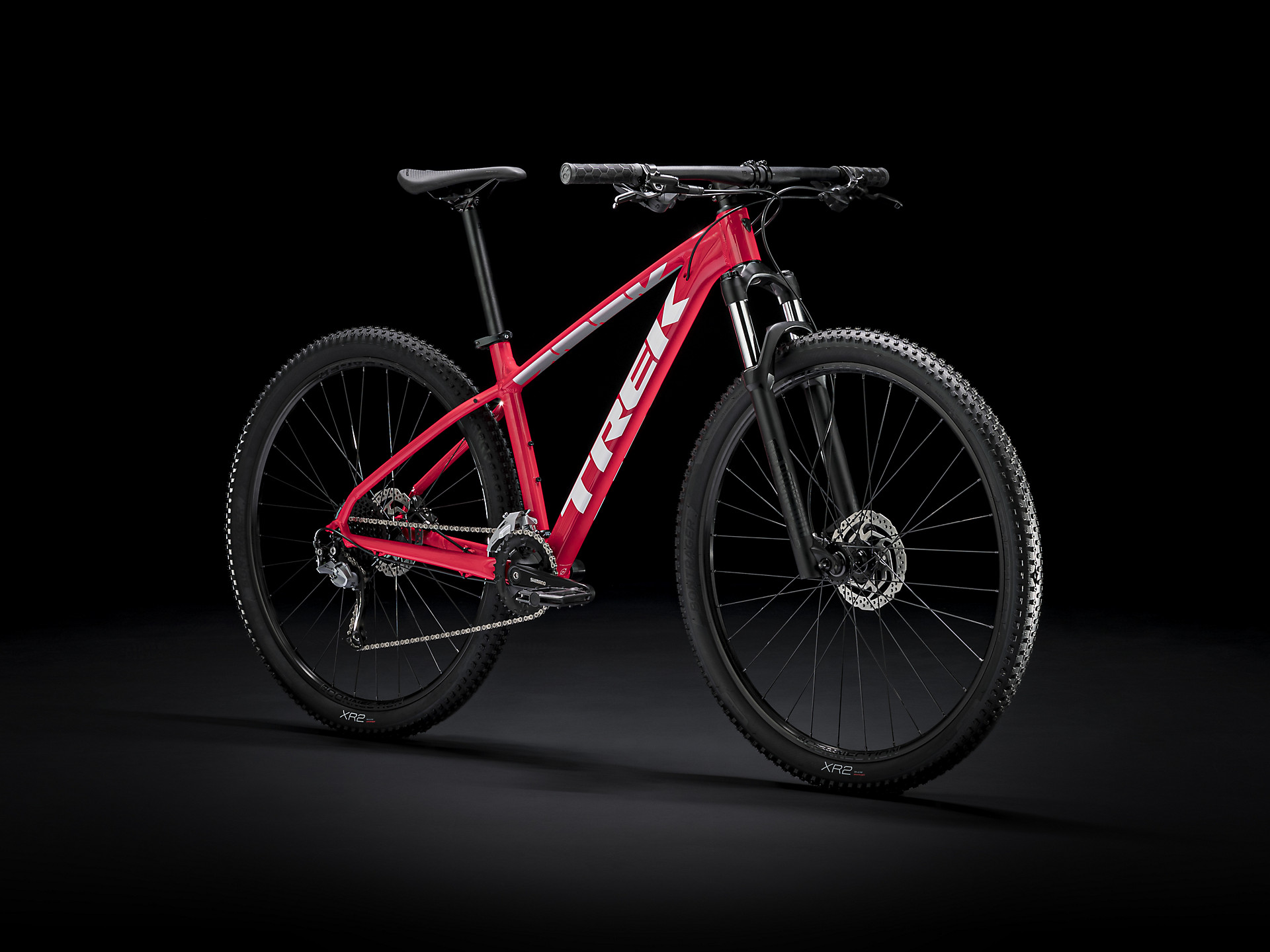 Trek Marlin 7 red