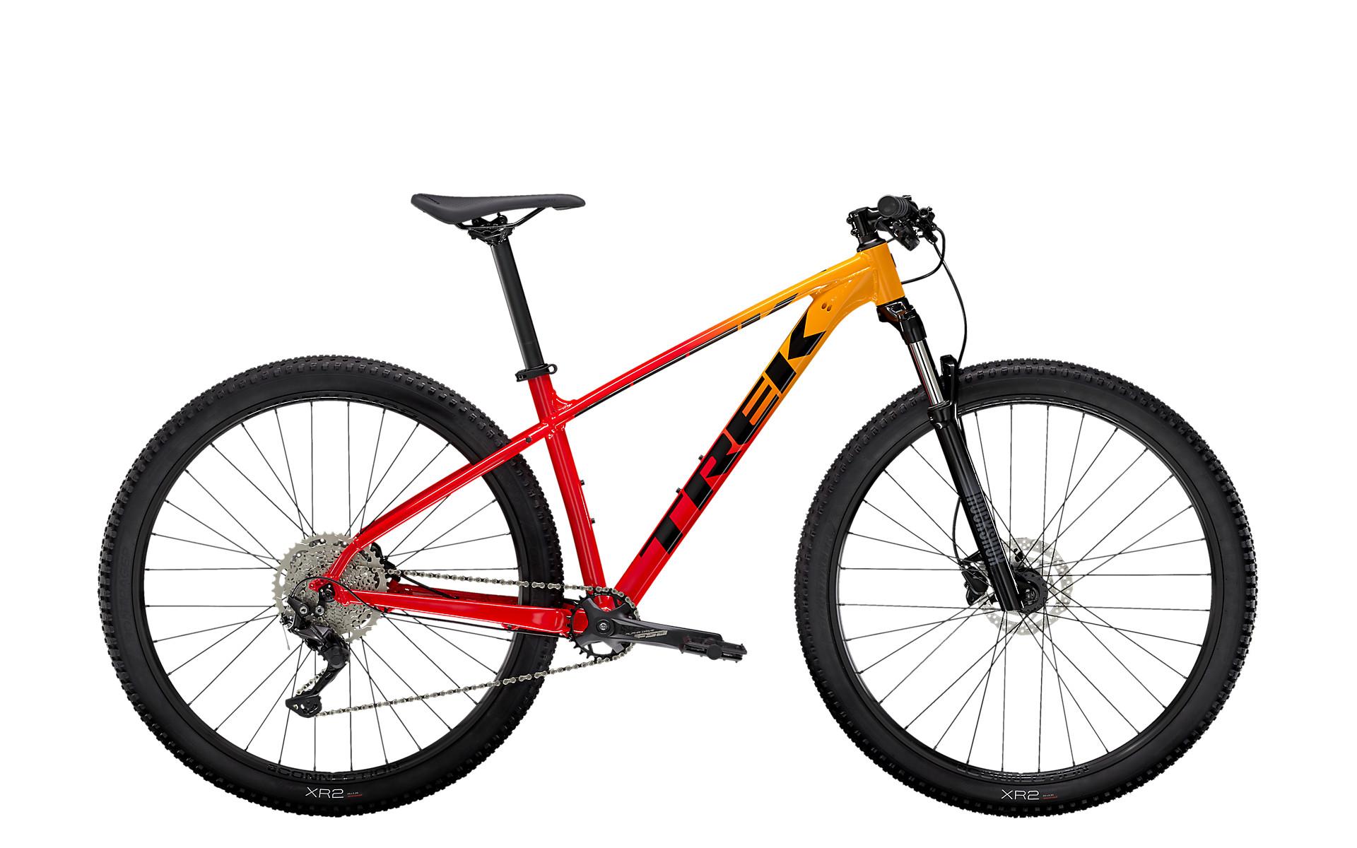 side facing marlin 7 hardtail mountain bike