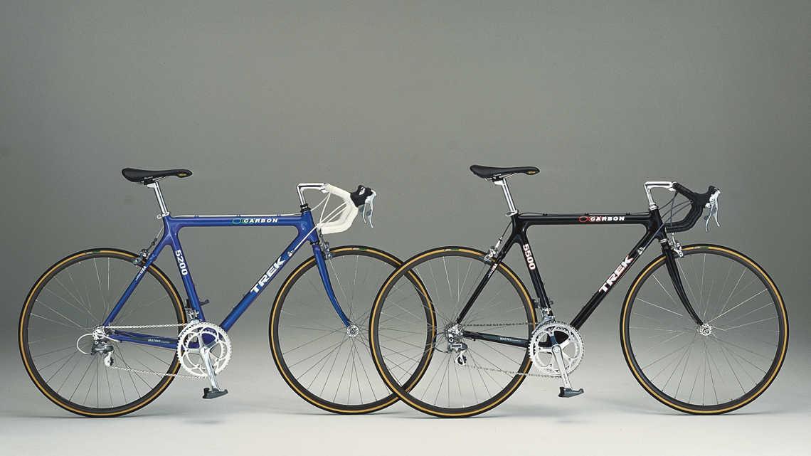 Oclv Carbon Trek Bikes