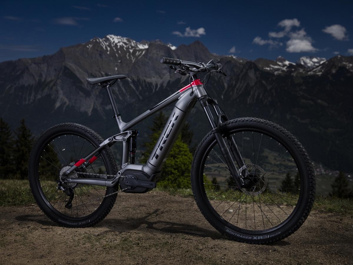 Powerfly Fs 5 Trek Bikes Nz