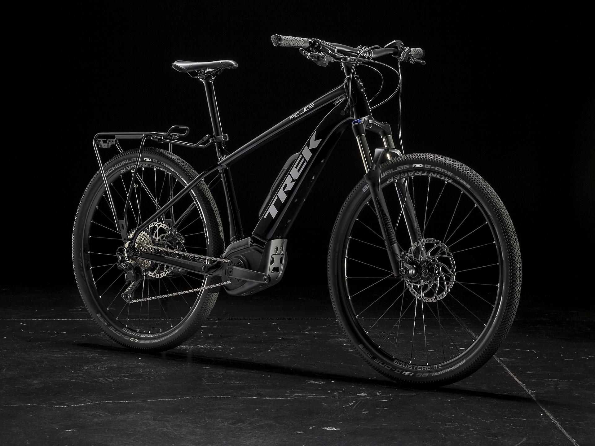 Police Electric | Trek Bikes