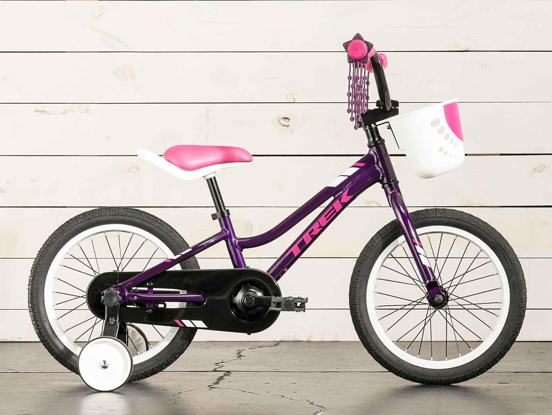 Precaliber 16 Girl S Trek Bikes