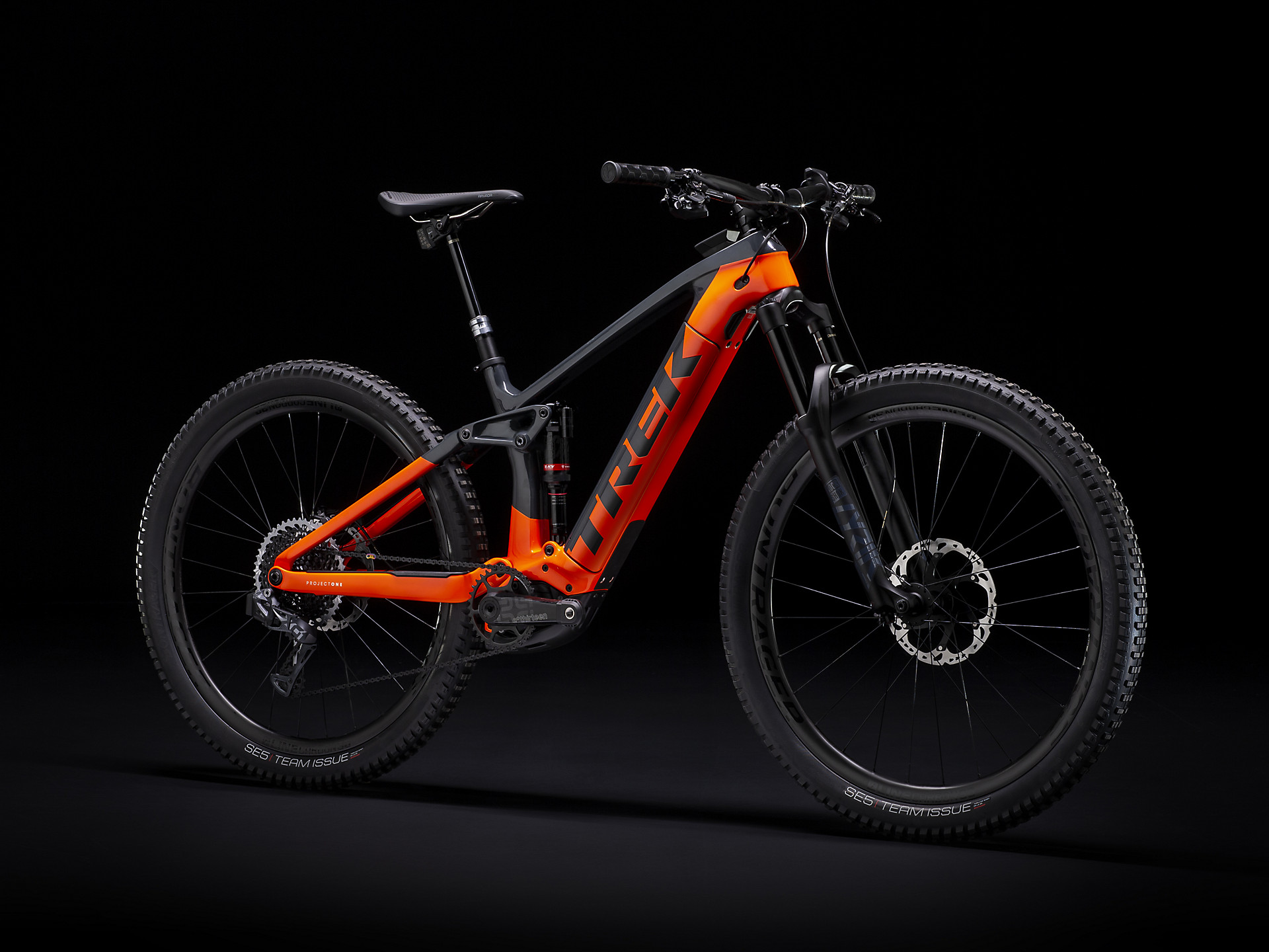 Rail 9.9 Electric Mountain Bike