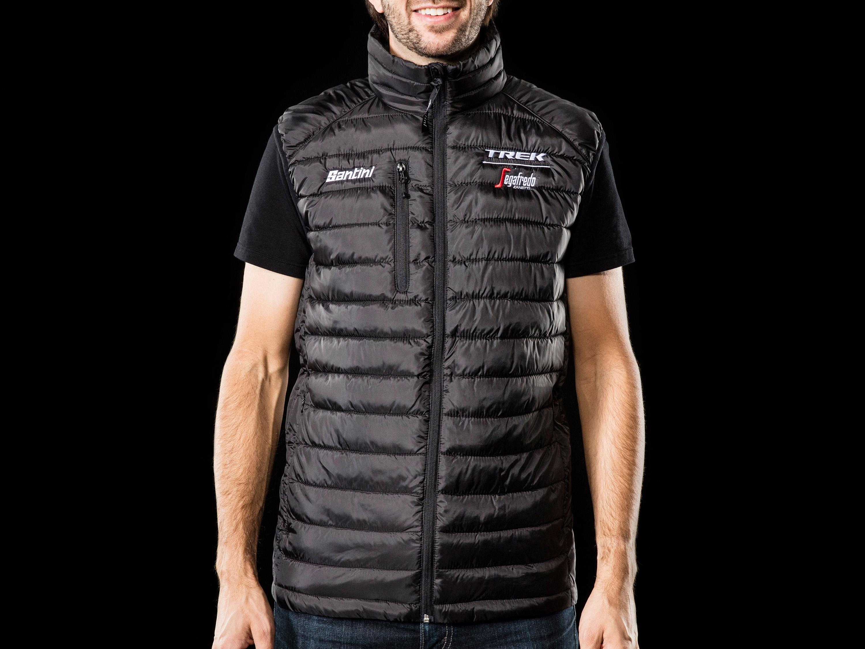 "/""NEW/"" SEGAFREDO TEAM 2019 Wind Vest Three Back pockets BLACK//YELLOW"