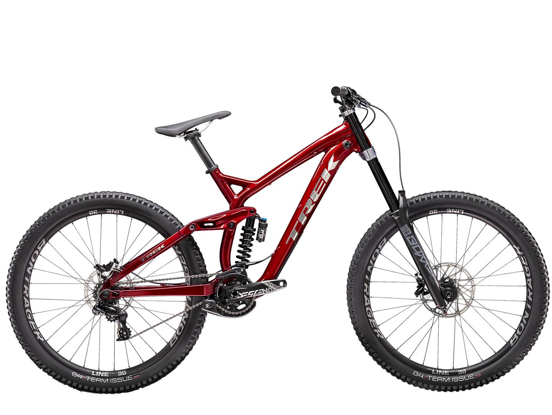 Trek DH bike