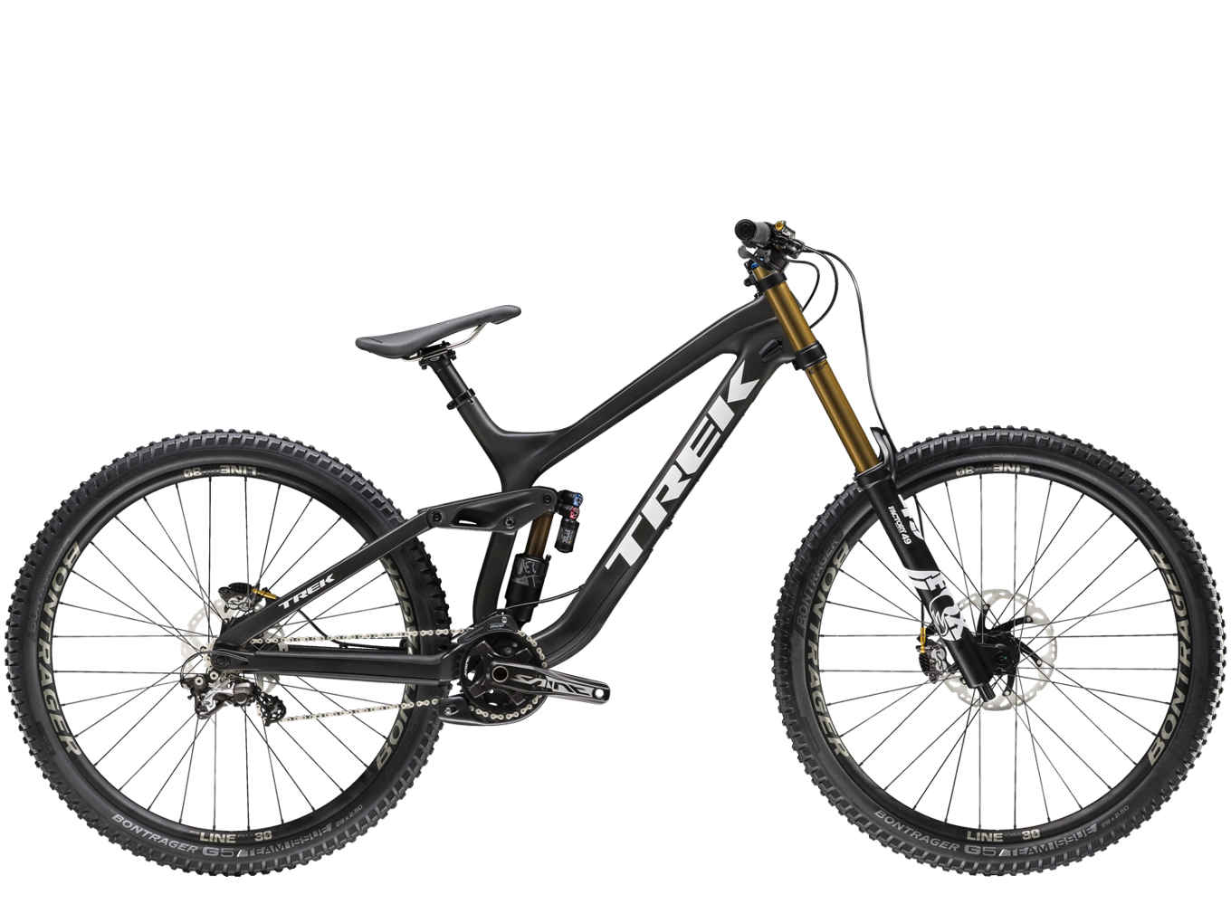 Downhill mountain bikes | Trek Bikes
