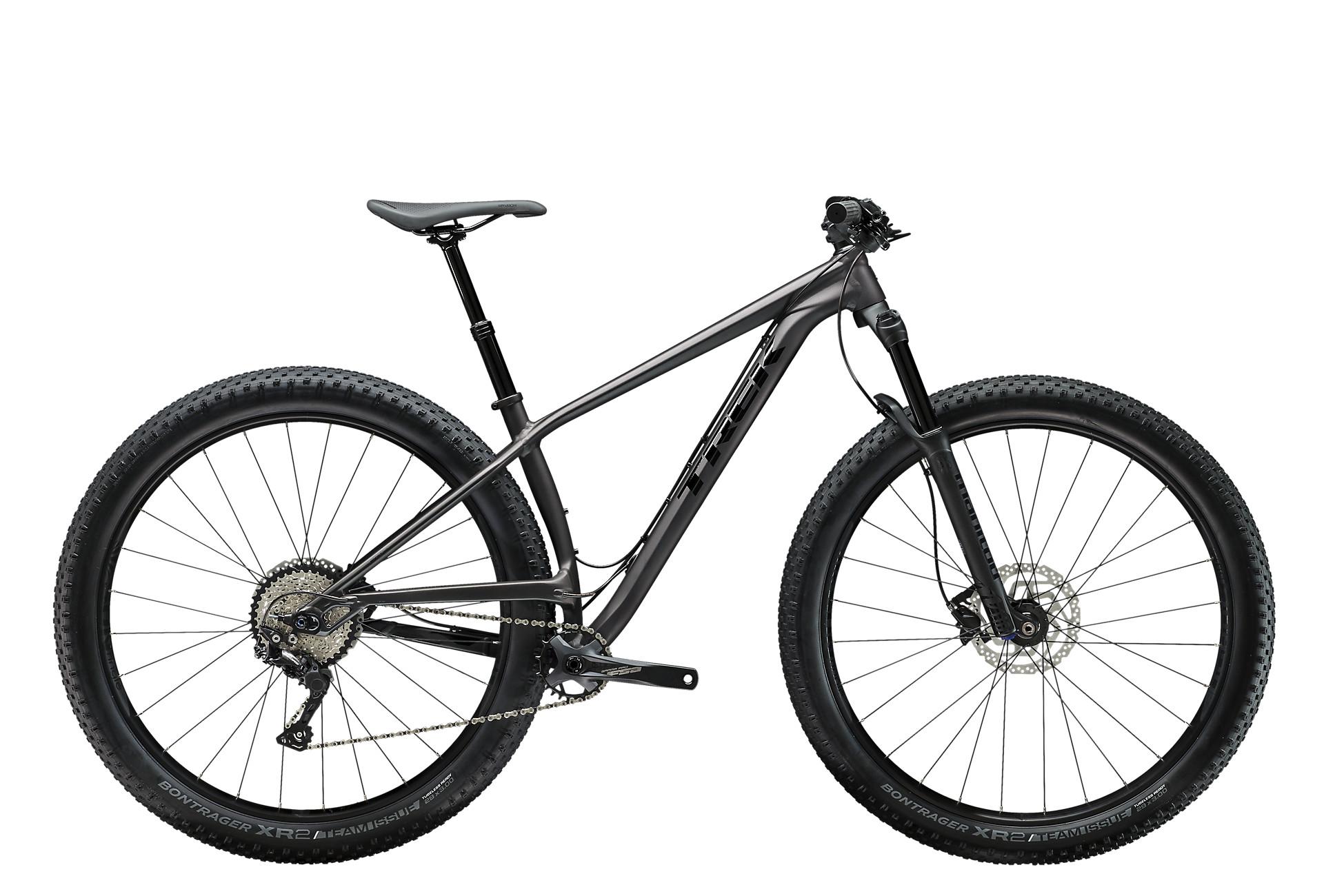 side facing stache 5 hardtail mountain bike
