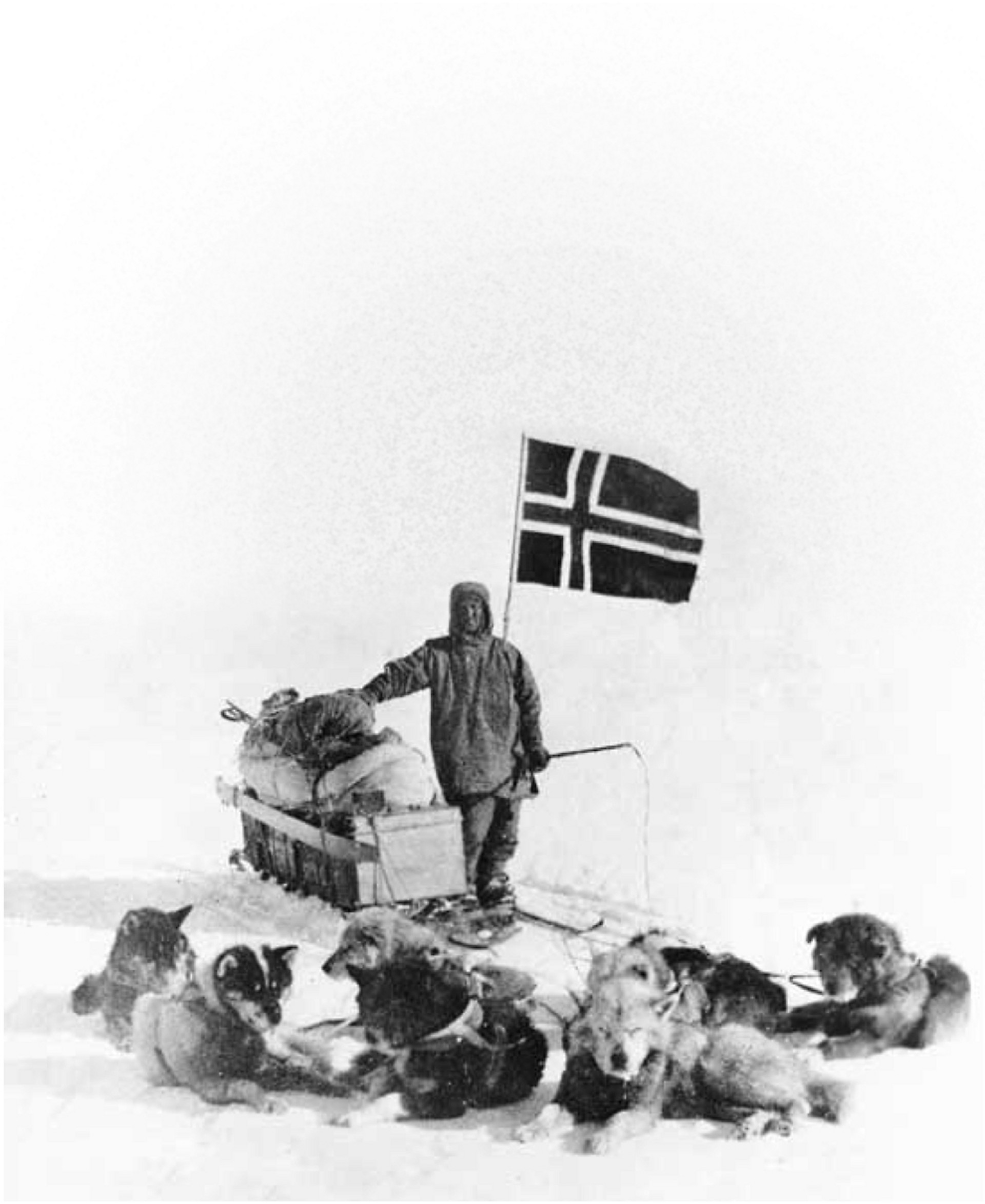 91d9979ab150 Eric Larsen and the first Trek Farley to reach the South Pole