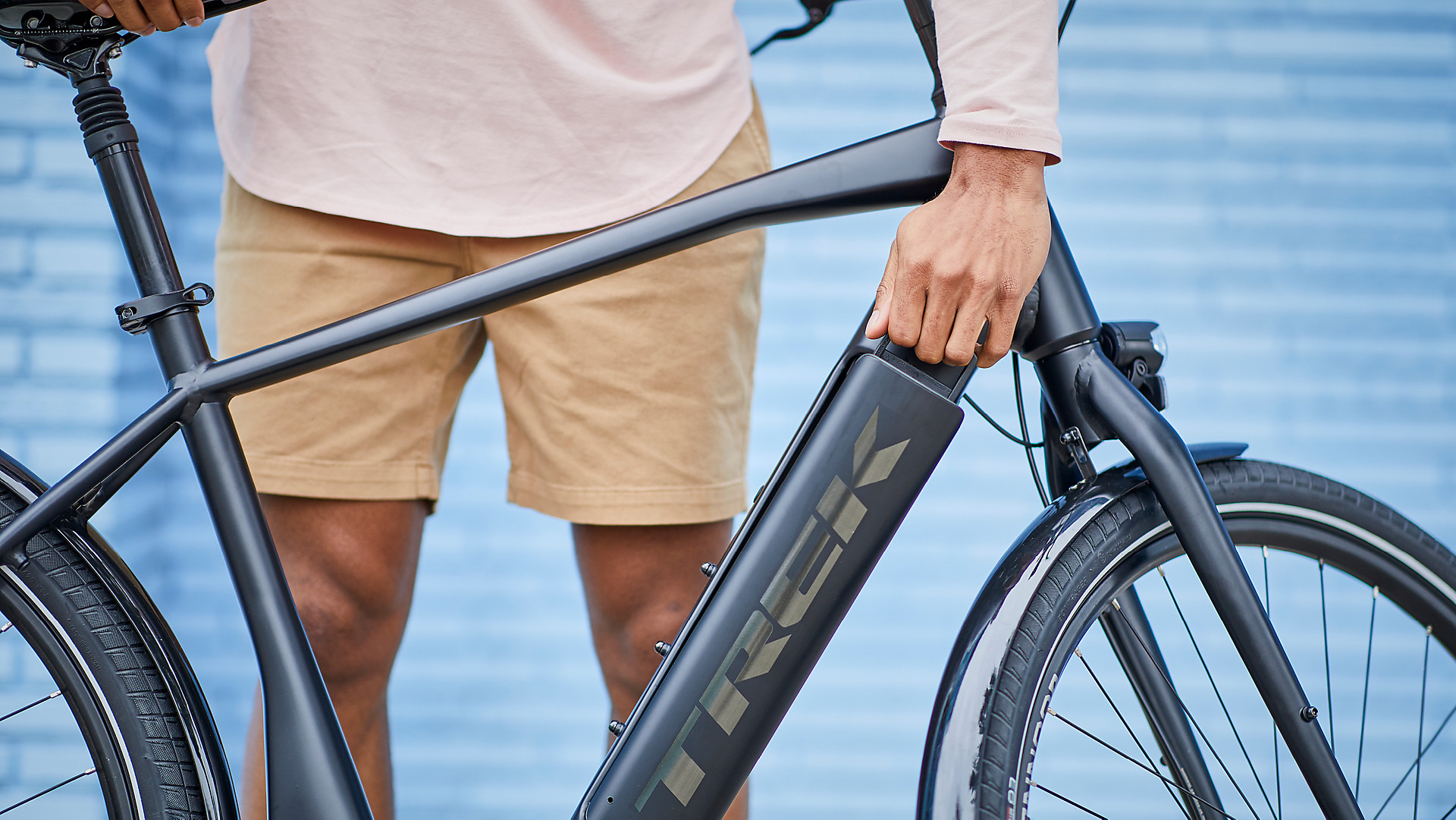 Electric bike FAQs | Trek Bikes (GB)