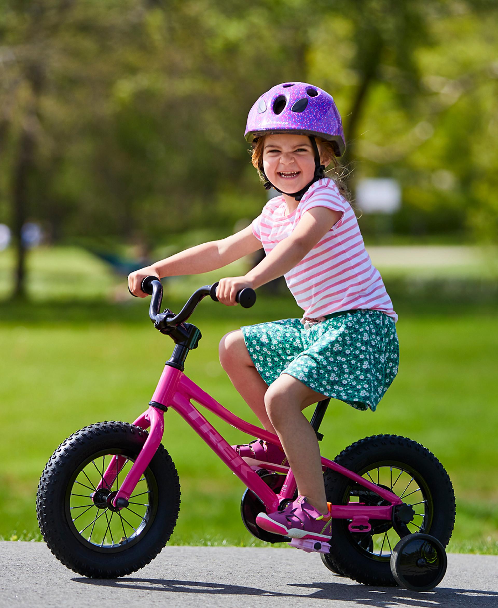 Kaufberater für Kinderfahrräder | Trek Bikes (AT)