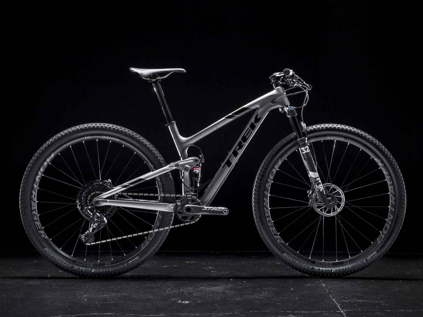 Top Fuel 9.8 SL | Trek Bikes (AT)