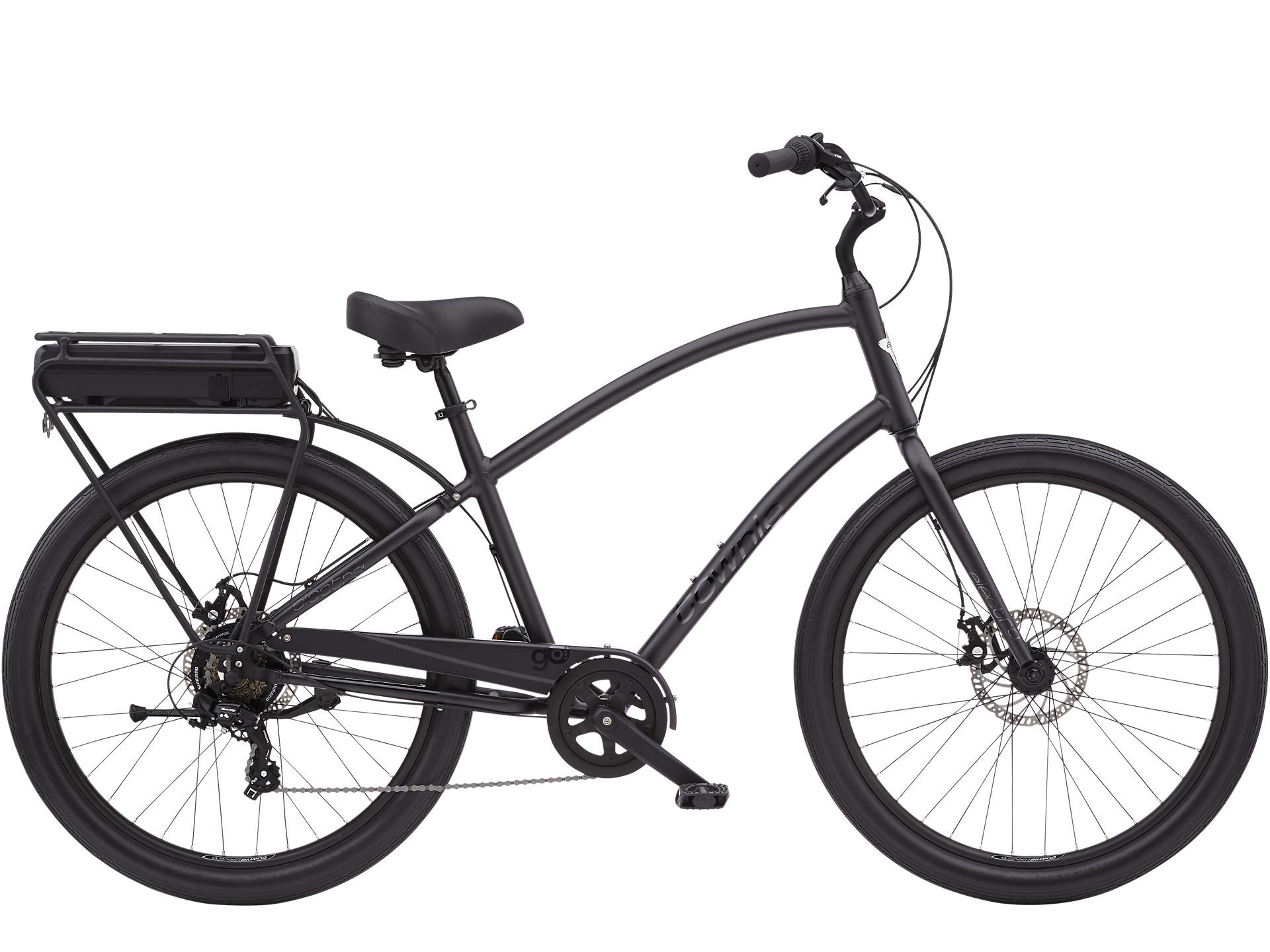 men's cruiser e-bike