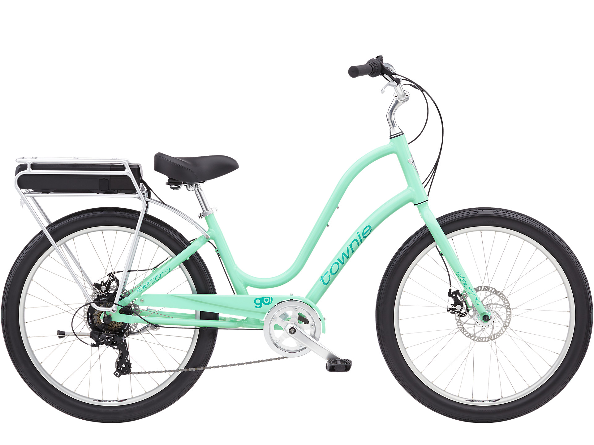 electra townie 7d step through women's bike