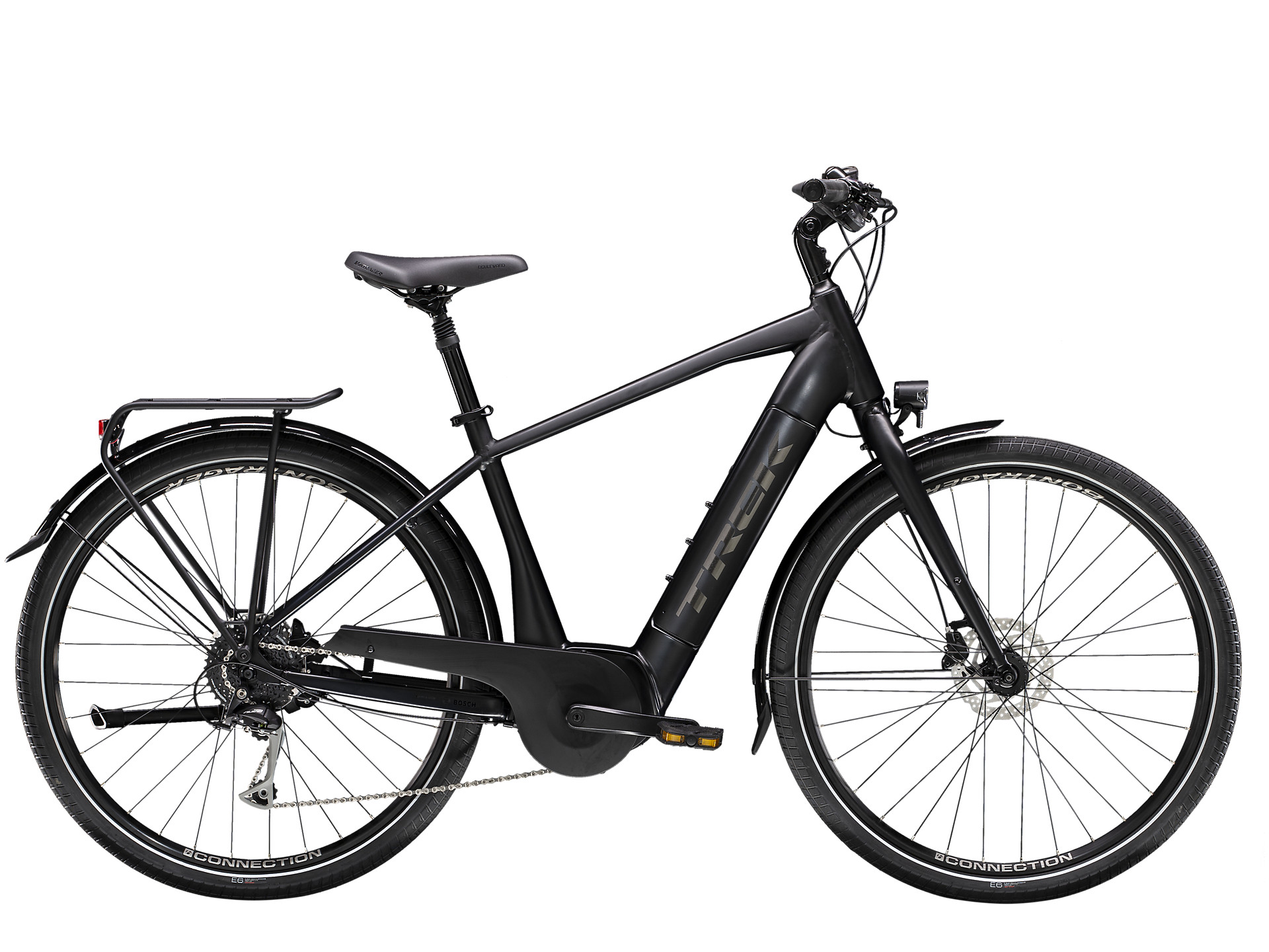 Trek Verve+ 3 electric bike