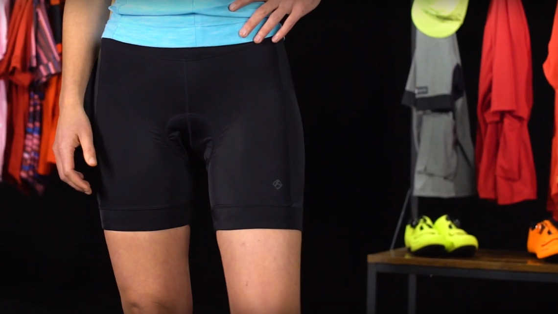 Vella Women's Cycling Short Product Overview