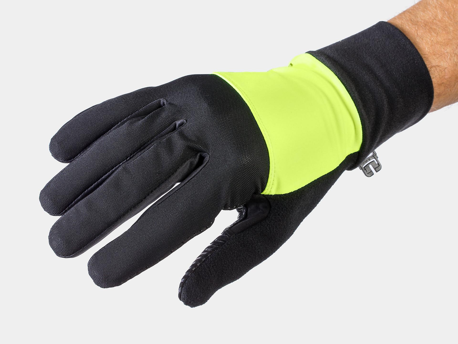 この時期にピッタリのサイクリンググローブ【Bontrager Circuit Windshell Cycling Glove】