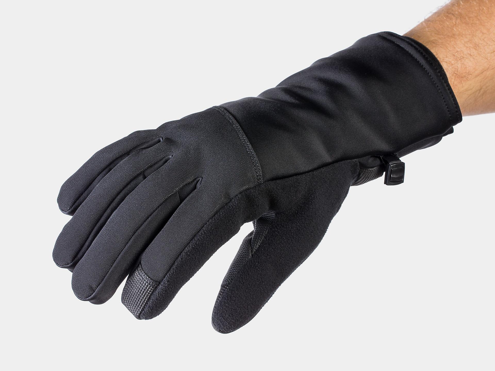 Men Cycling Gloves Bike Full Finger Bicycle Gel Padded Fingerless Sports 4 color