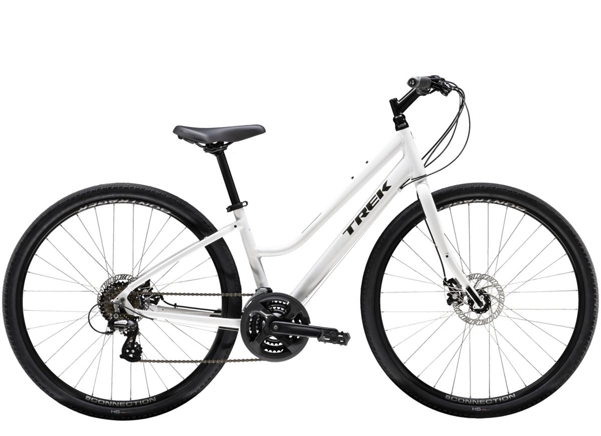 Verve 1 Disc Lowstep Trek Bikes