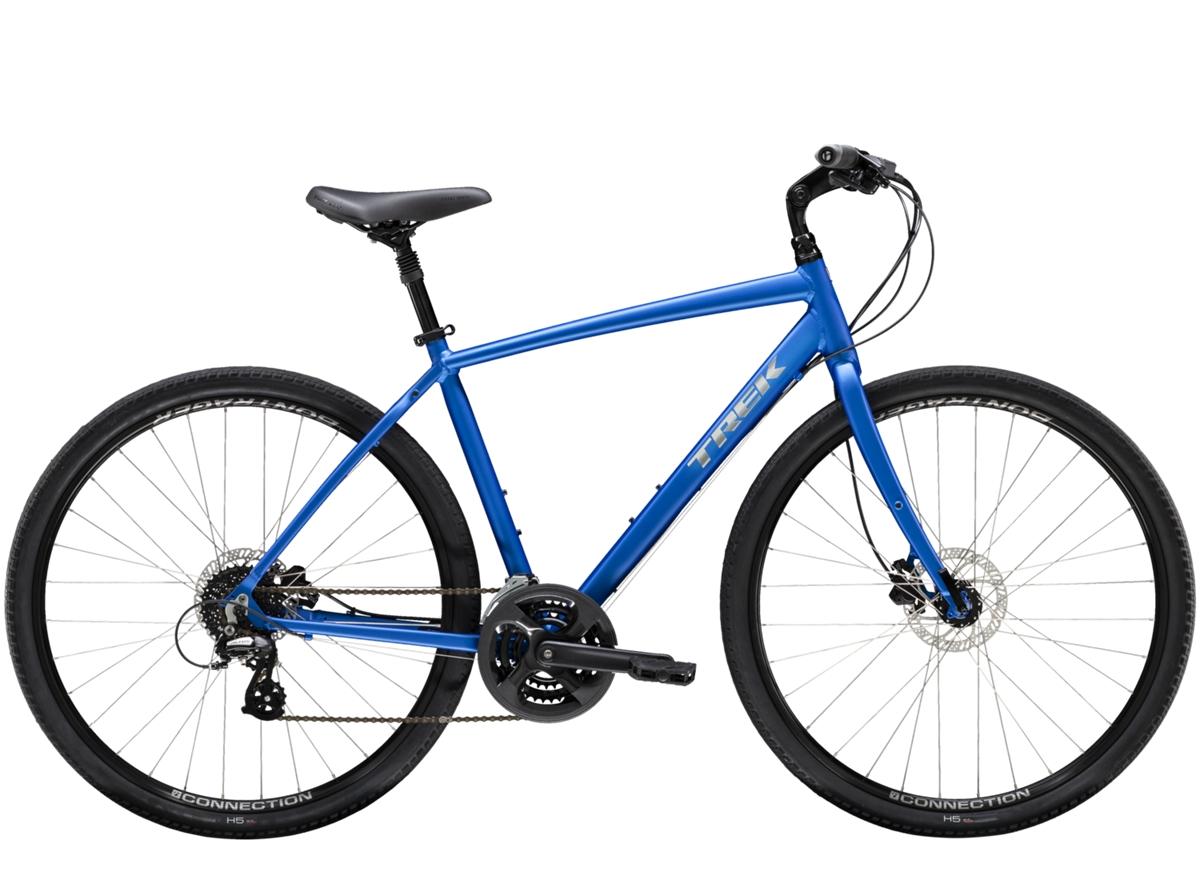 Verve 2 Disc Trek Bikes