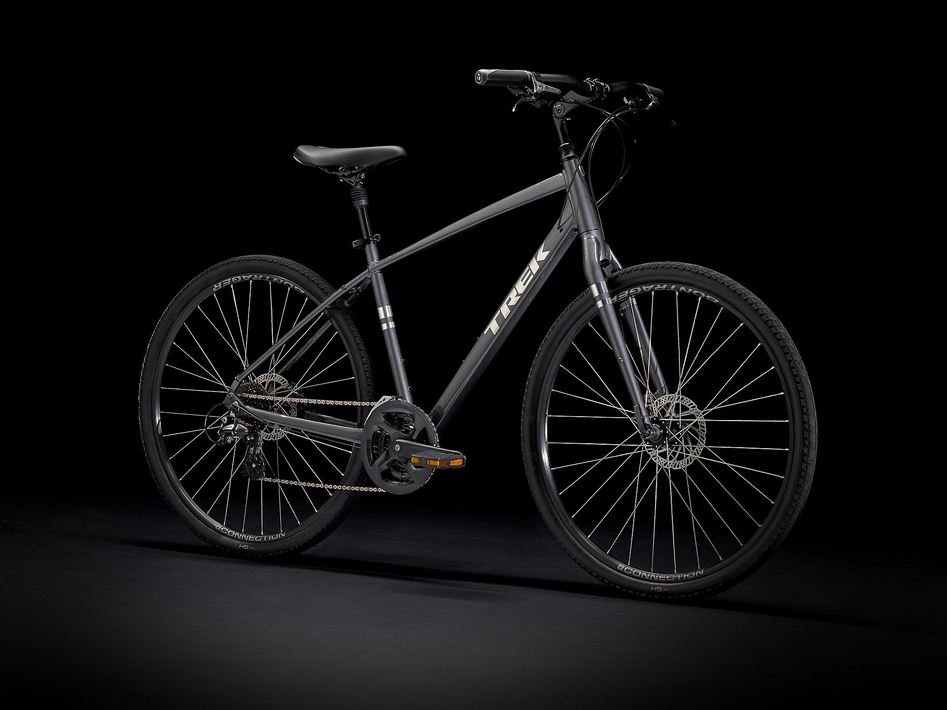 Trek Verve 2 Disc Hybrid Bike