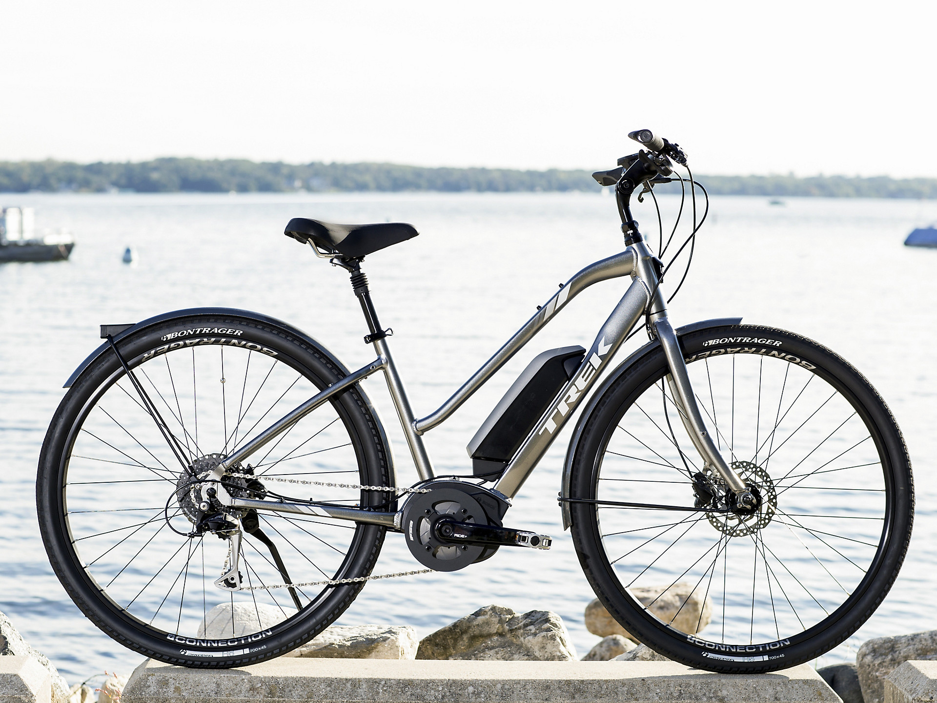e49d779465d Verve+ Lowstep | Trek Bikes