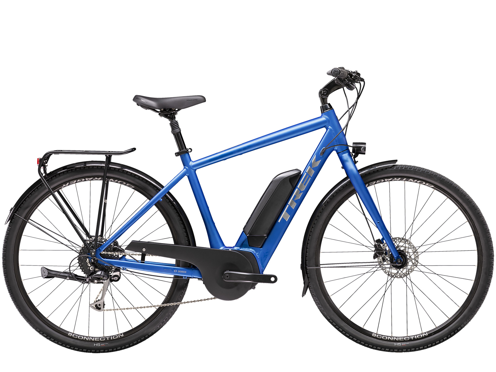 Trek Verve+ 2 Electric Hybrid Bike
