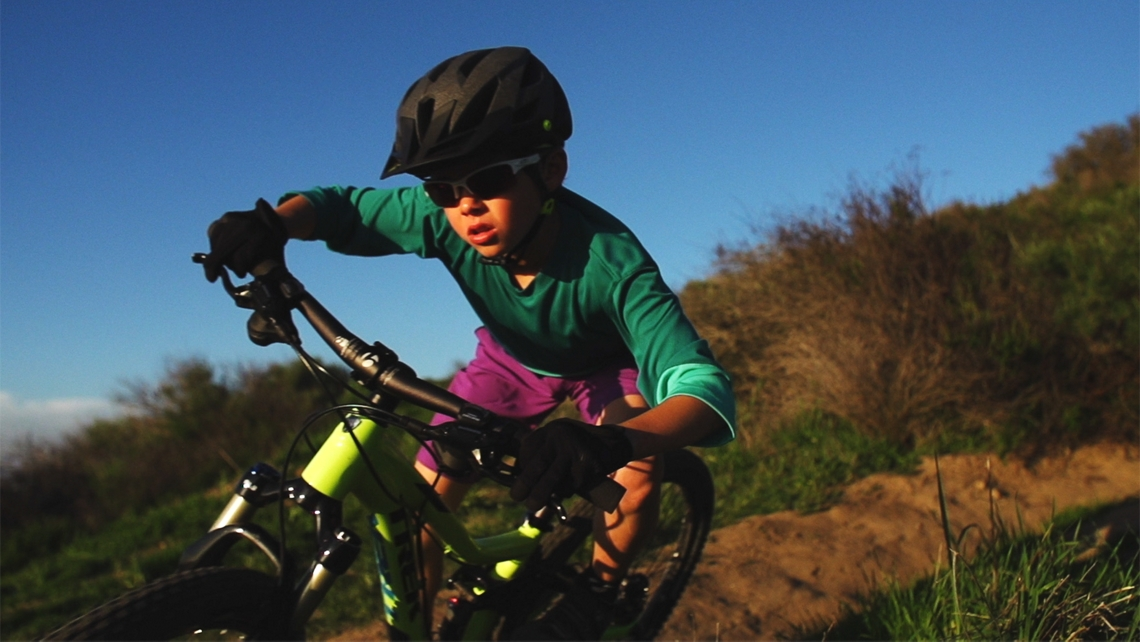Trek Fuel EX Jr: A real trail bike for kids