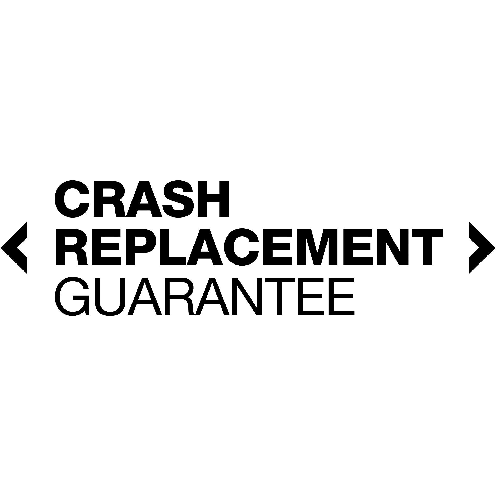 Crash Replacement Guarantee