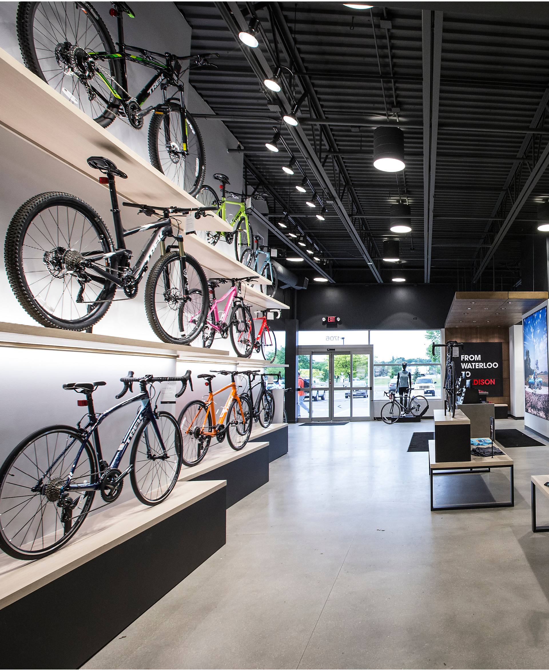 Find a bike shop near you | Trek Retailers | Trek Bikes