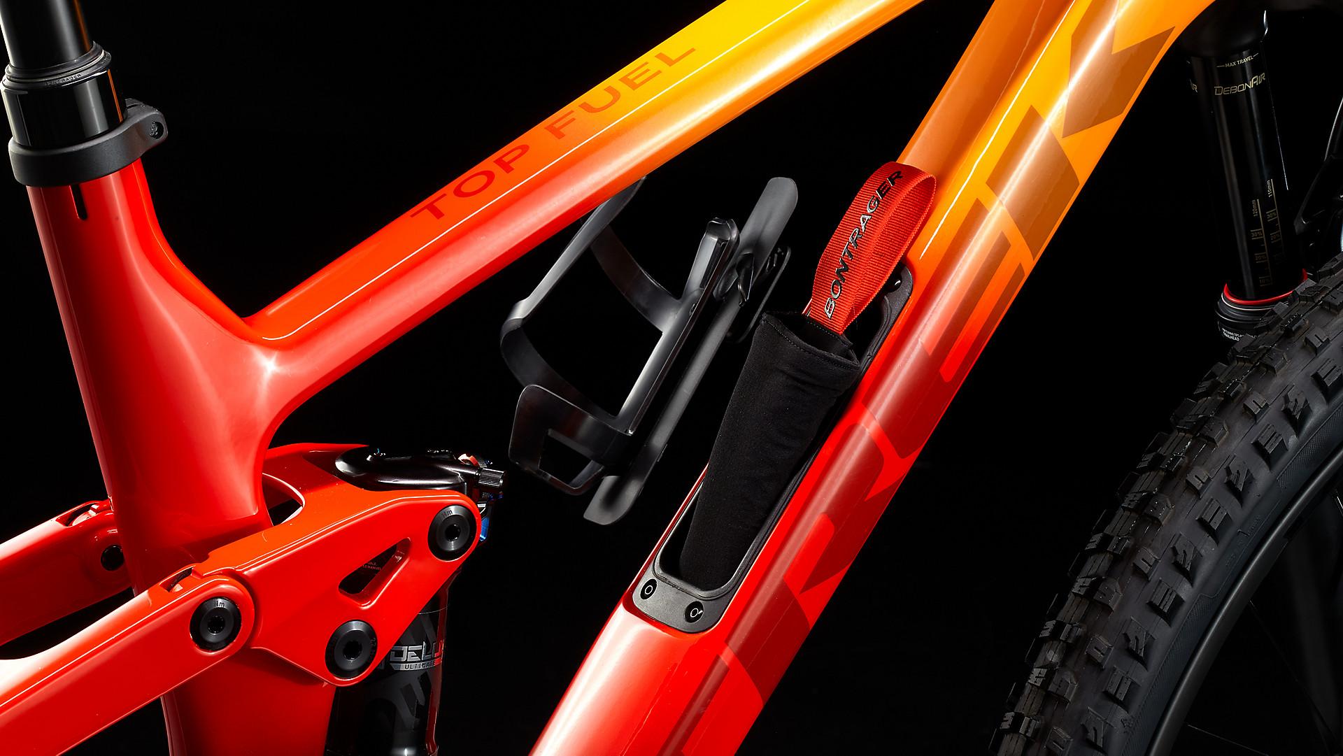 Nowy rower Trek Top Fuel