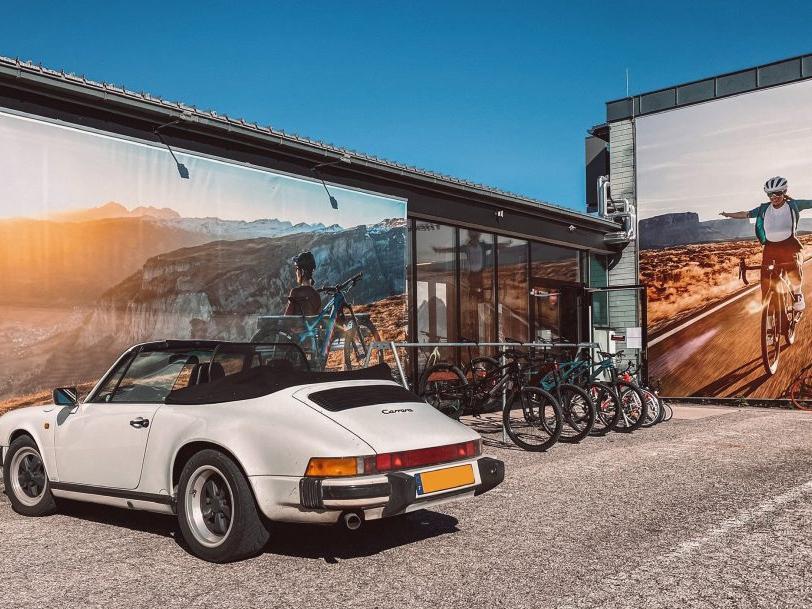 Salzkammergut Biker