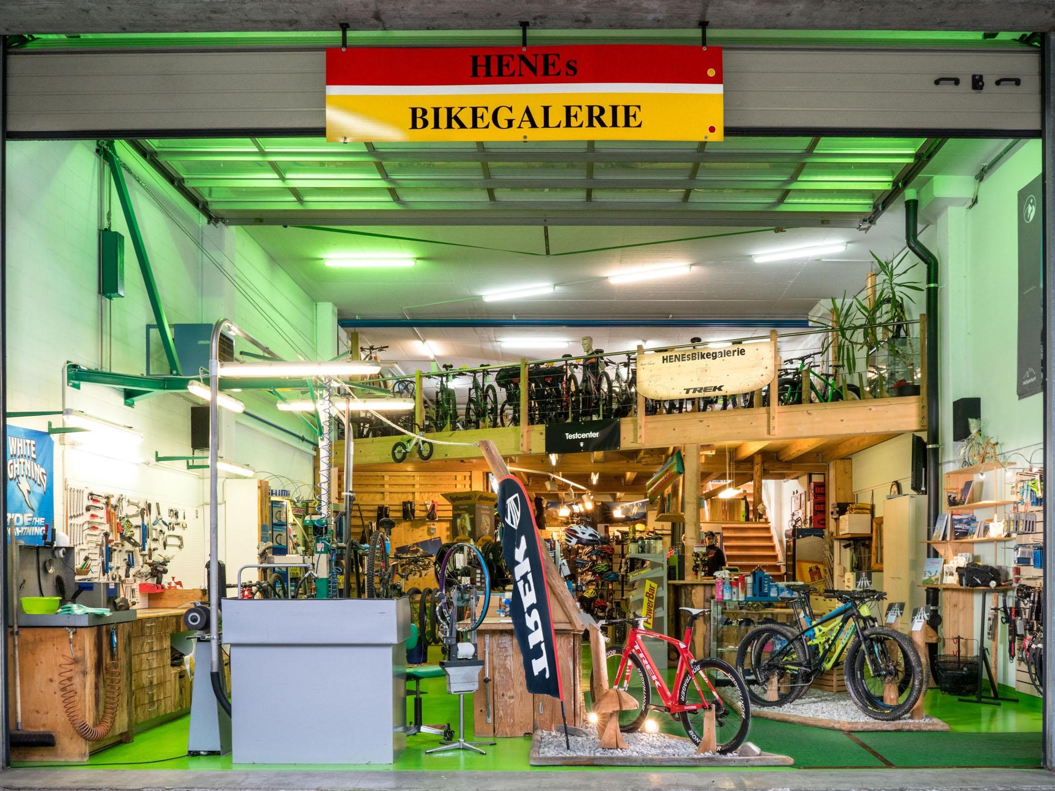 HENEs Bikegalerie GmbH