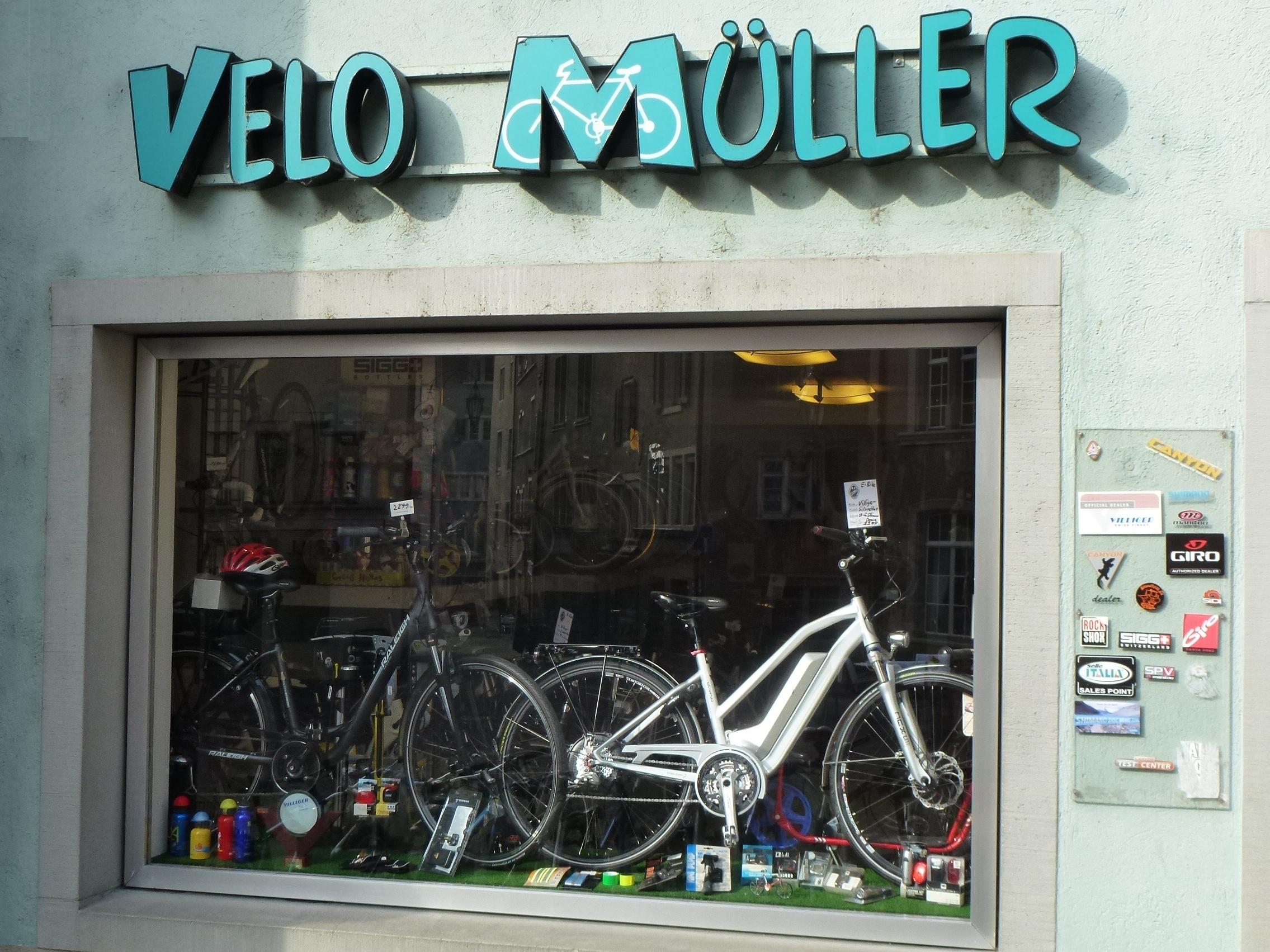 Velo Müller AG Baden