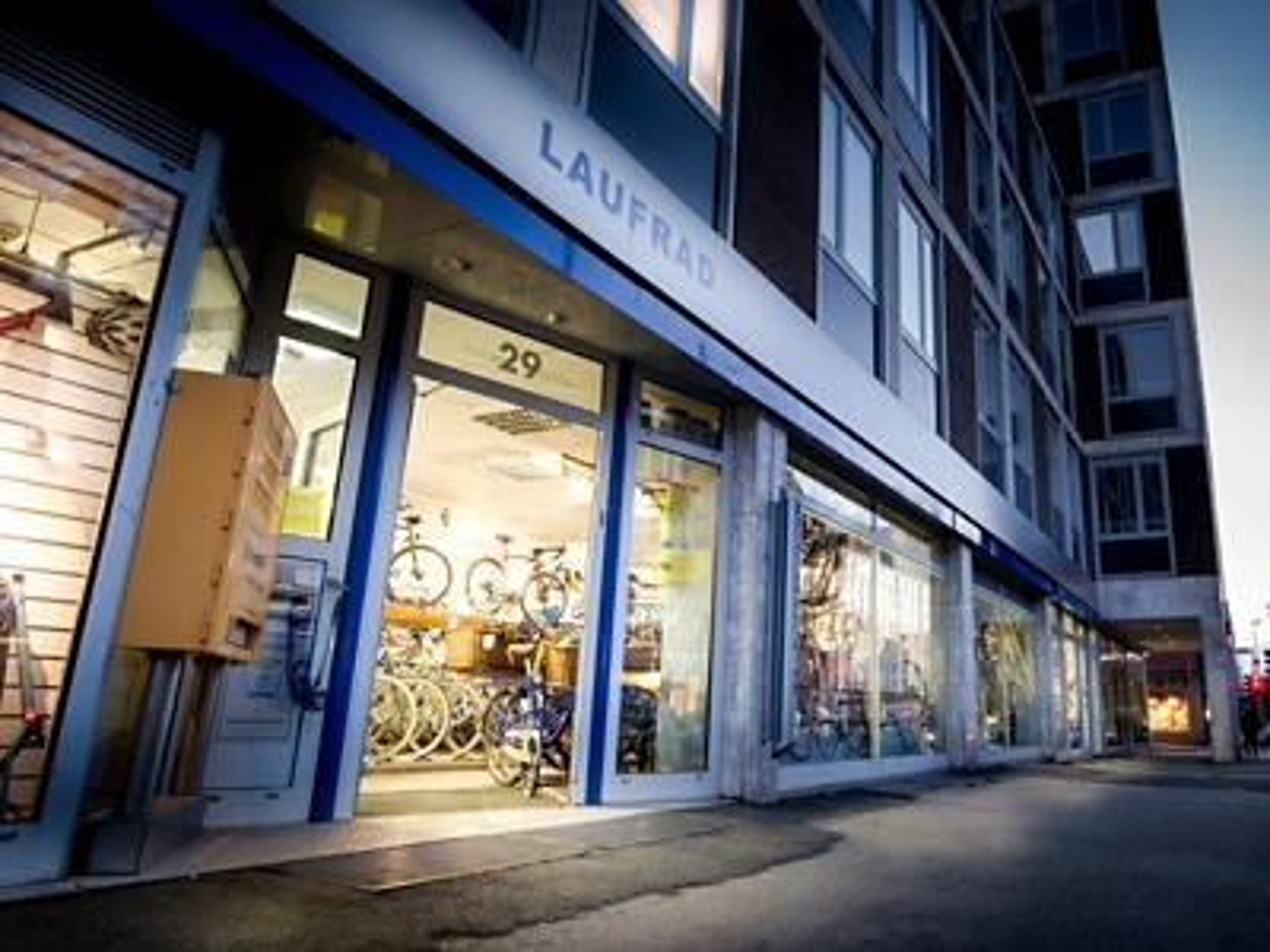 Laufrad Luebeck GmbH