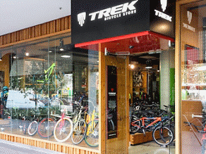 TREK BICYCLE ROUSE HILL