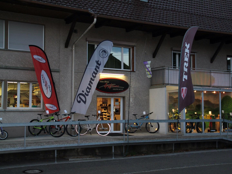 Bike Shop Graf
