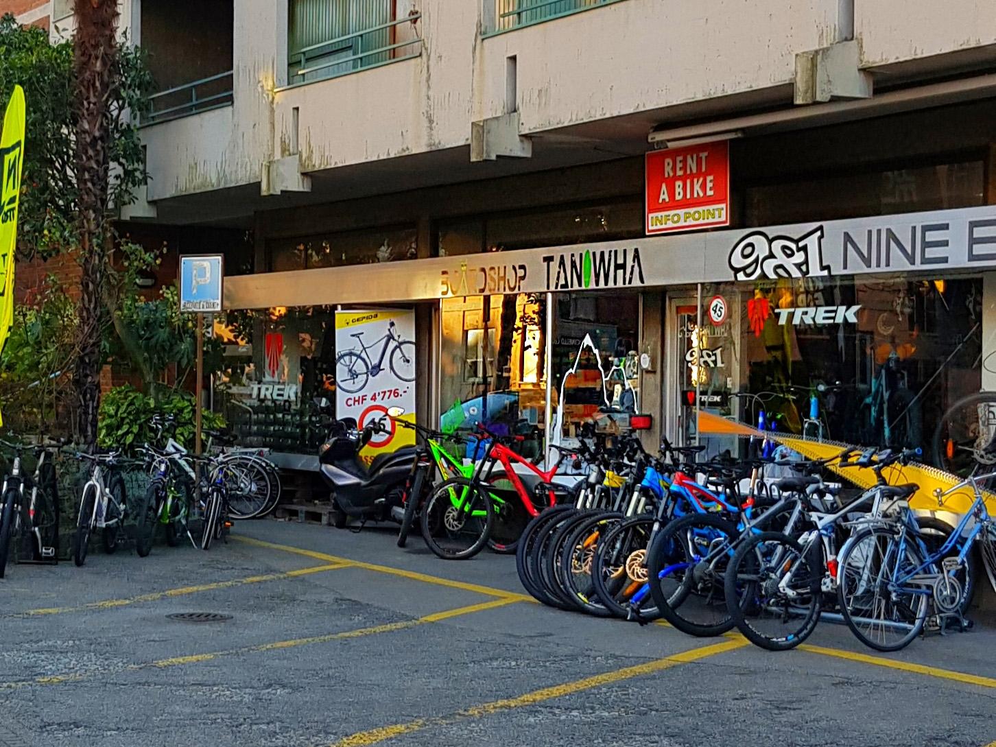 981 Bike Shop di Claudio Tanadini