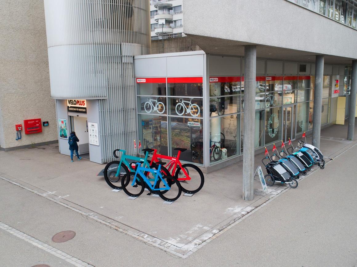 Veloplus AG Zürich-Oerlikon