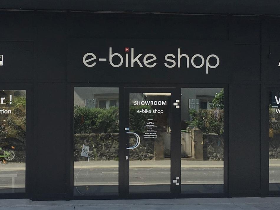 e-bike shop Sàrl