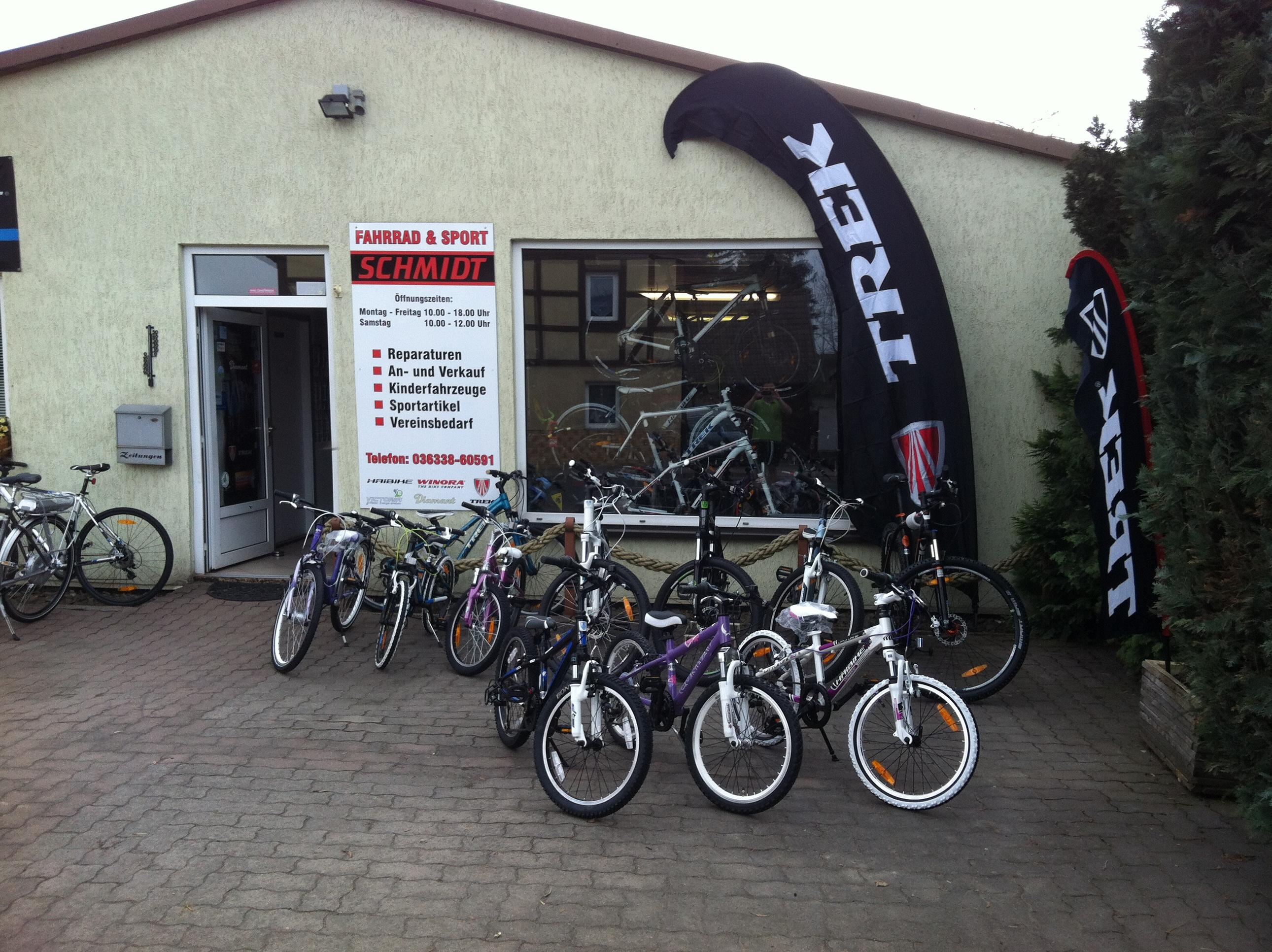 Fahrrad & Sport Schmidt