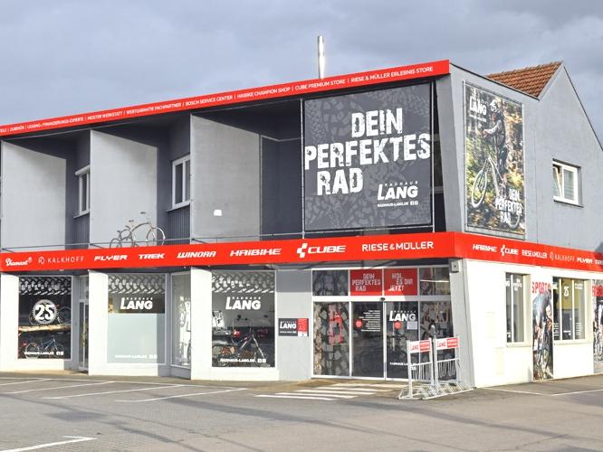 Radhaus Lang