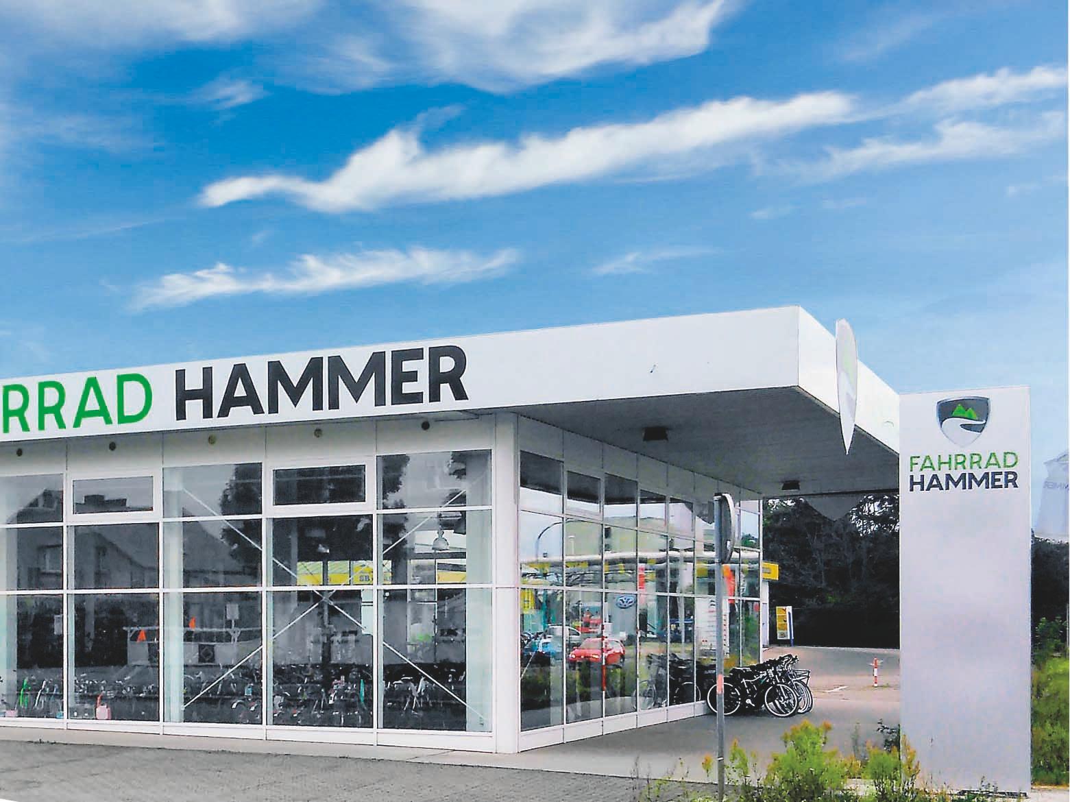 Fahrrad Hammer