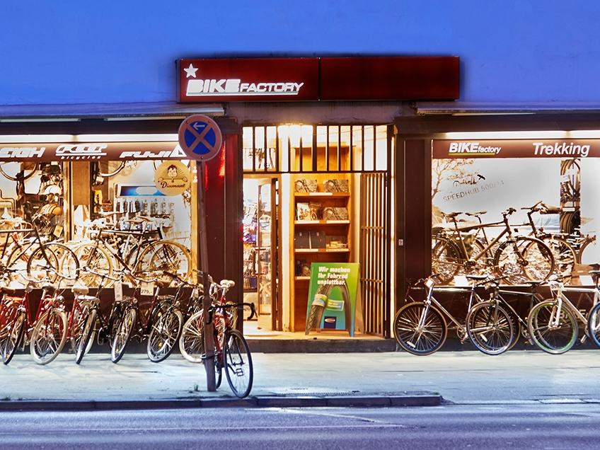 Bikefactory GmbH & Co. KG