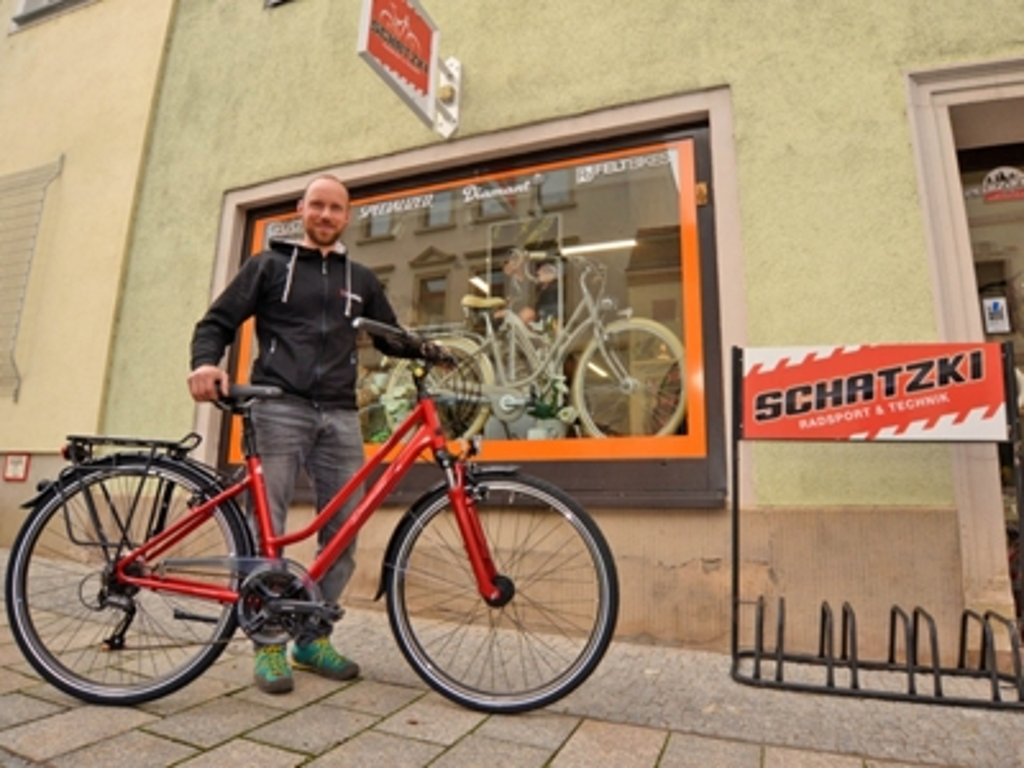 SCHATZKI - Radsport und Technik