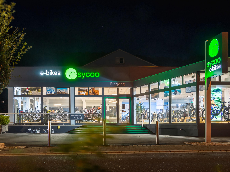 Sycoo e-bikes